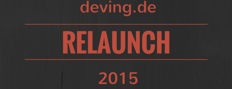 deving.de - relaunch